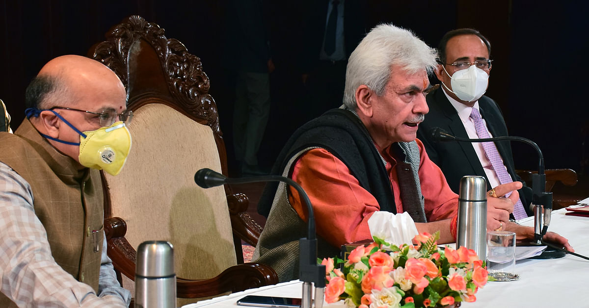 Jammu and Kashmir Govt issues strict guidelines to contain Covid19