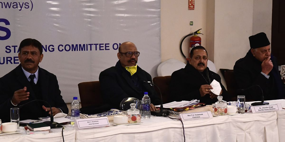 All-round development of J&K Centre's major goal, says parliamentary delegation on visit to UT