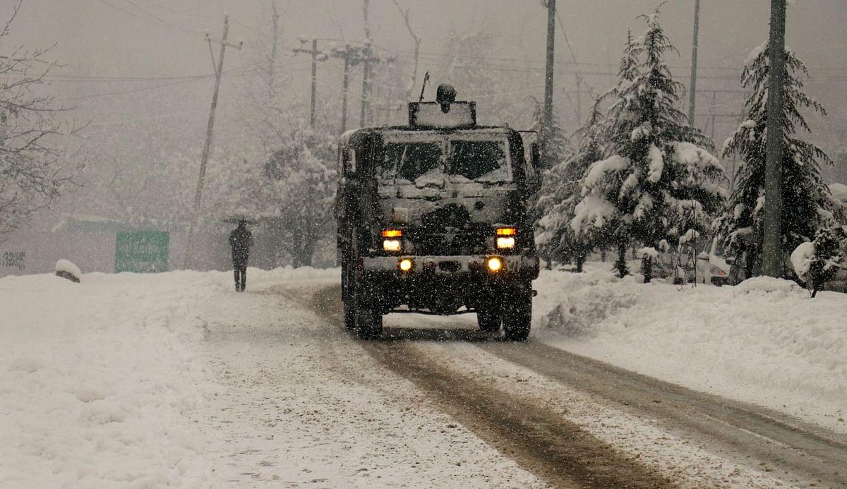 More snow, rain likely in J&K, Ladakh on Feb 2-3