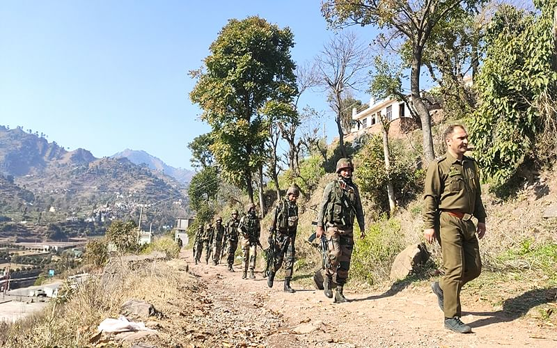 21-hour long search operation ends in Shopian village