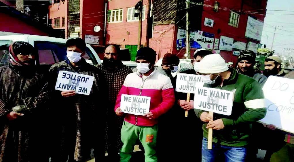 Mutton dealers stage protest, demand fixation of rates