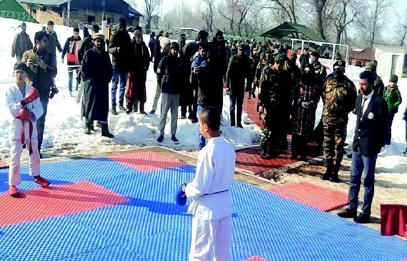 Village Games Festival organised in Vilgam