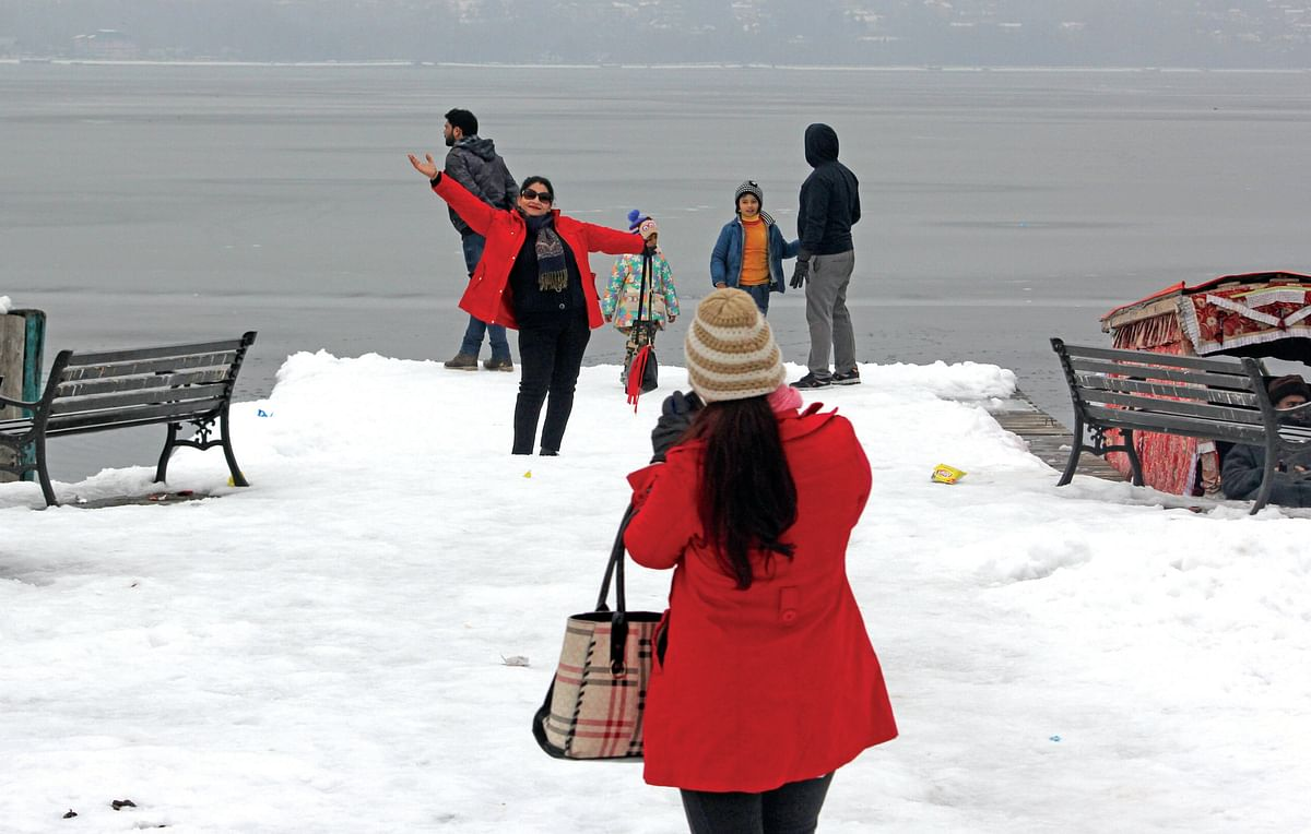 Tourist arrivals in J&K declined since revocation of special status: Govt tells Parliament