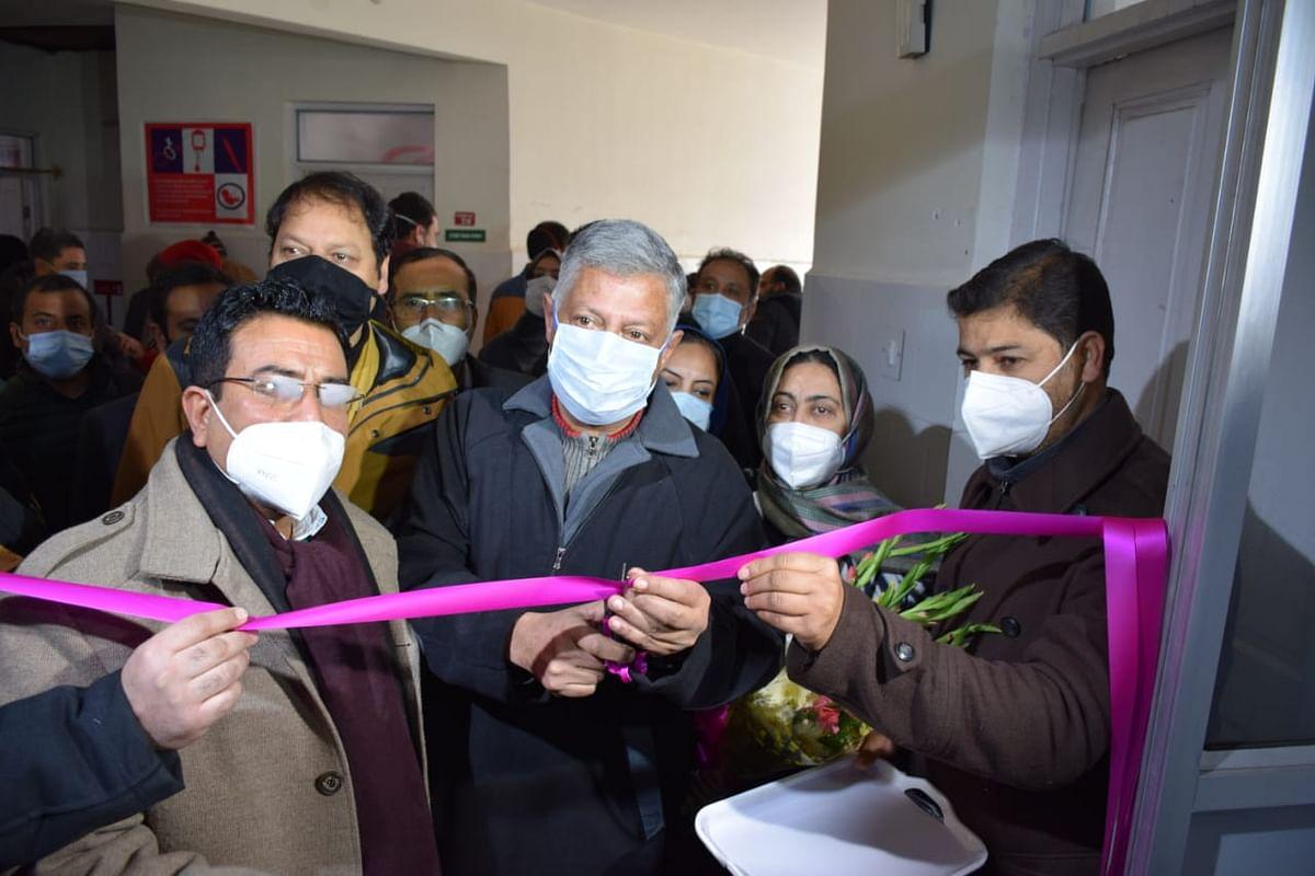 Dry-run of Covid 19 vaccination conducted in Jammu, Srinagar, Kulgam