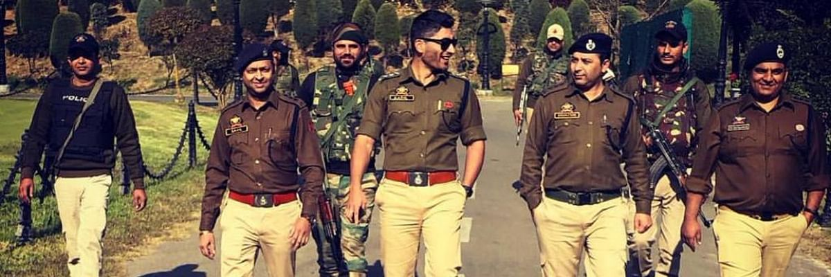 Twitter India briefly suspends young J&K DSP's account, draws flak
