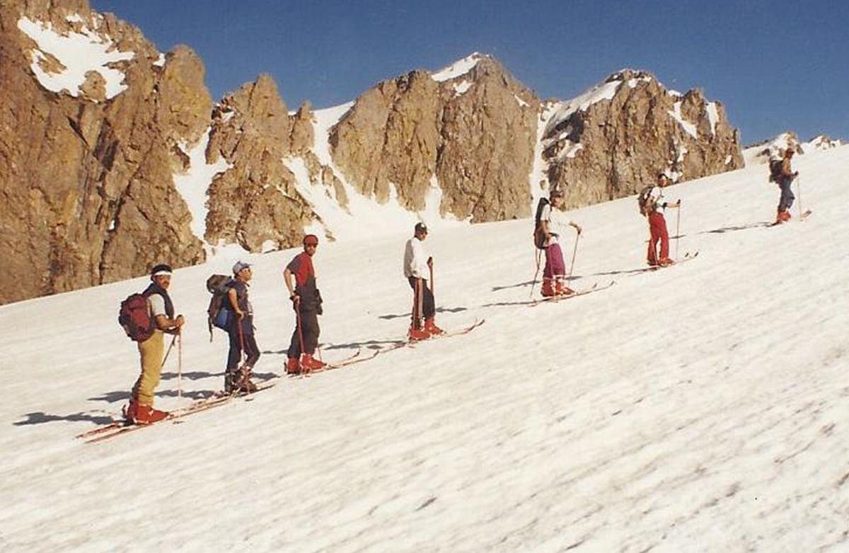 An impromptu trip to Mt. Mahadev