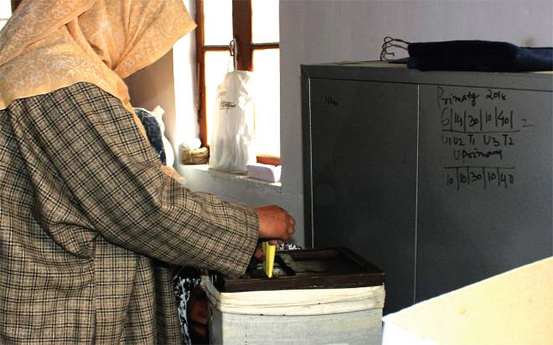 Elections: The only solution to Kashmir problem