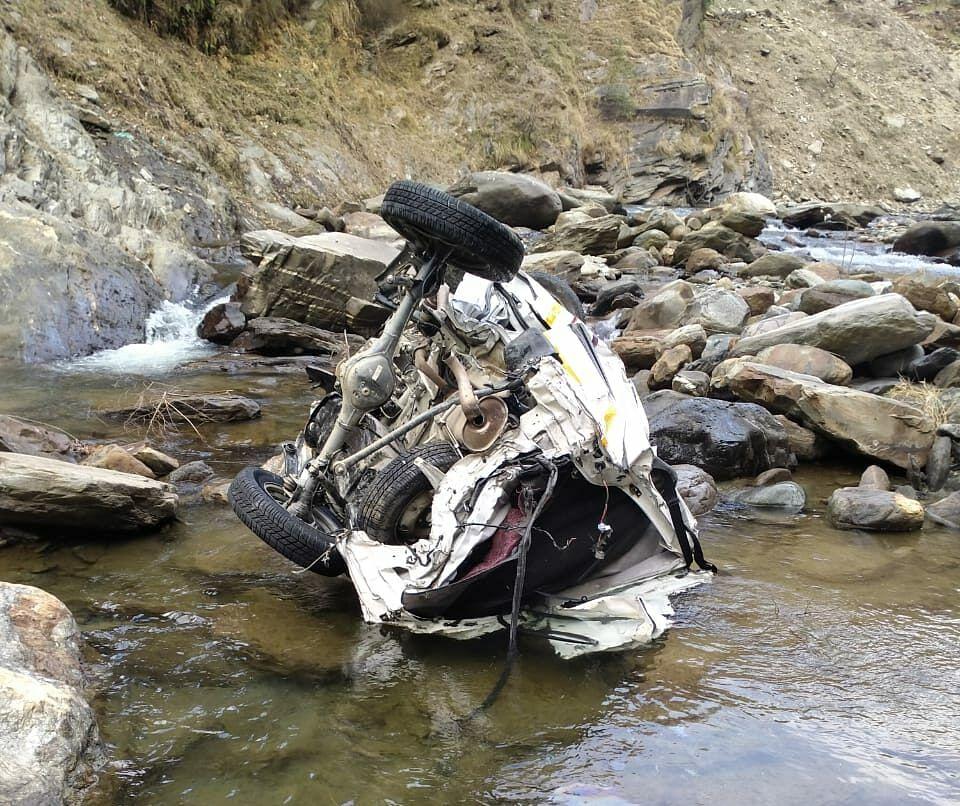 23-year-old killed in road accident in J&K's Doda