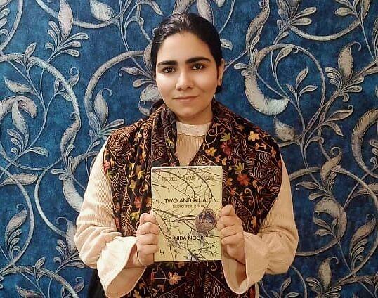 'Two And A Half': Srinagar girl pens debut novel to revive Kashmiri folklore