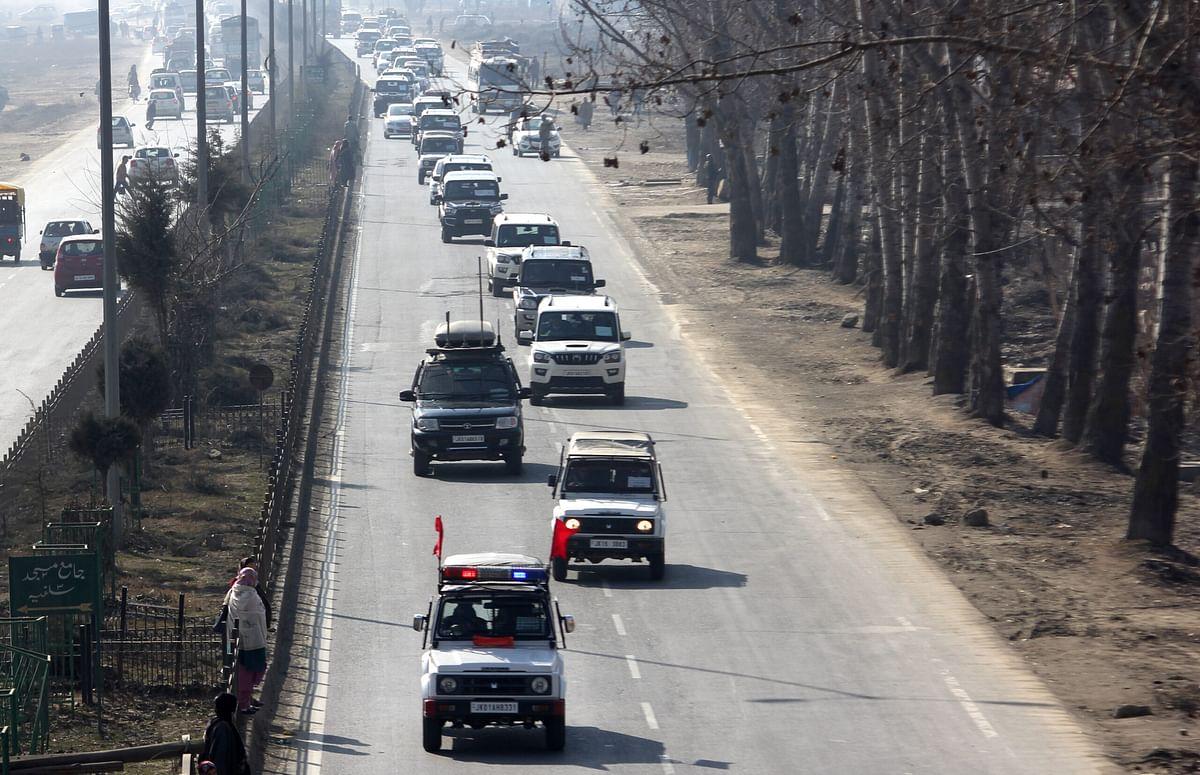 23-member EU delegation arrives in Kashmir to assess situation