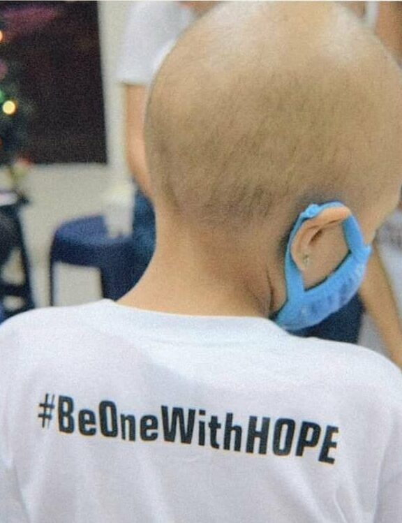 Indian boy becomes UAE's youngest hair donor for cancer patients