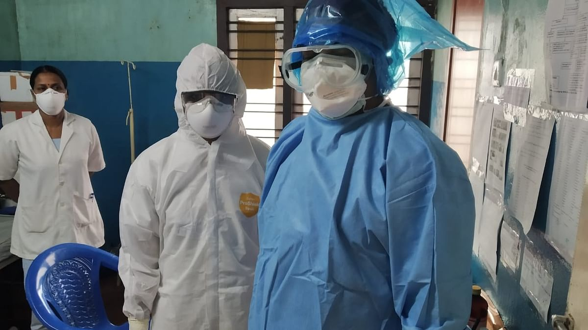 Nurses, female healthcare workers most at risk of distress during COVID-19 pandemic: Sheffield Research