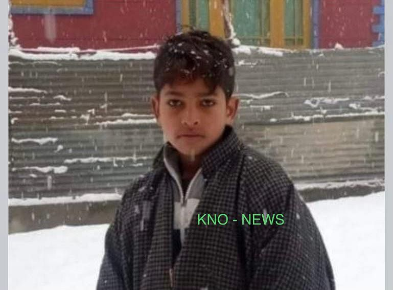 Missing minor boy's body recovered after five days in central Kashmir's Budgam