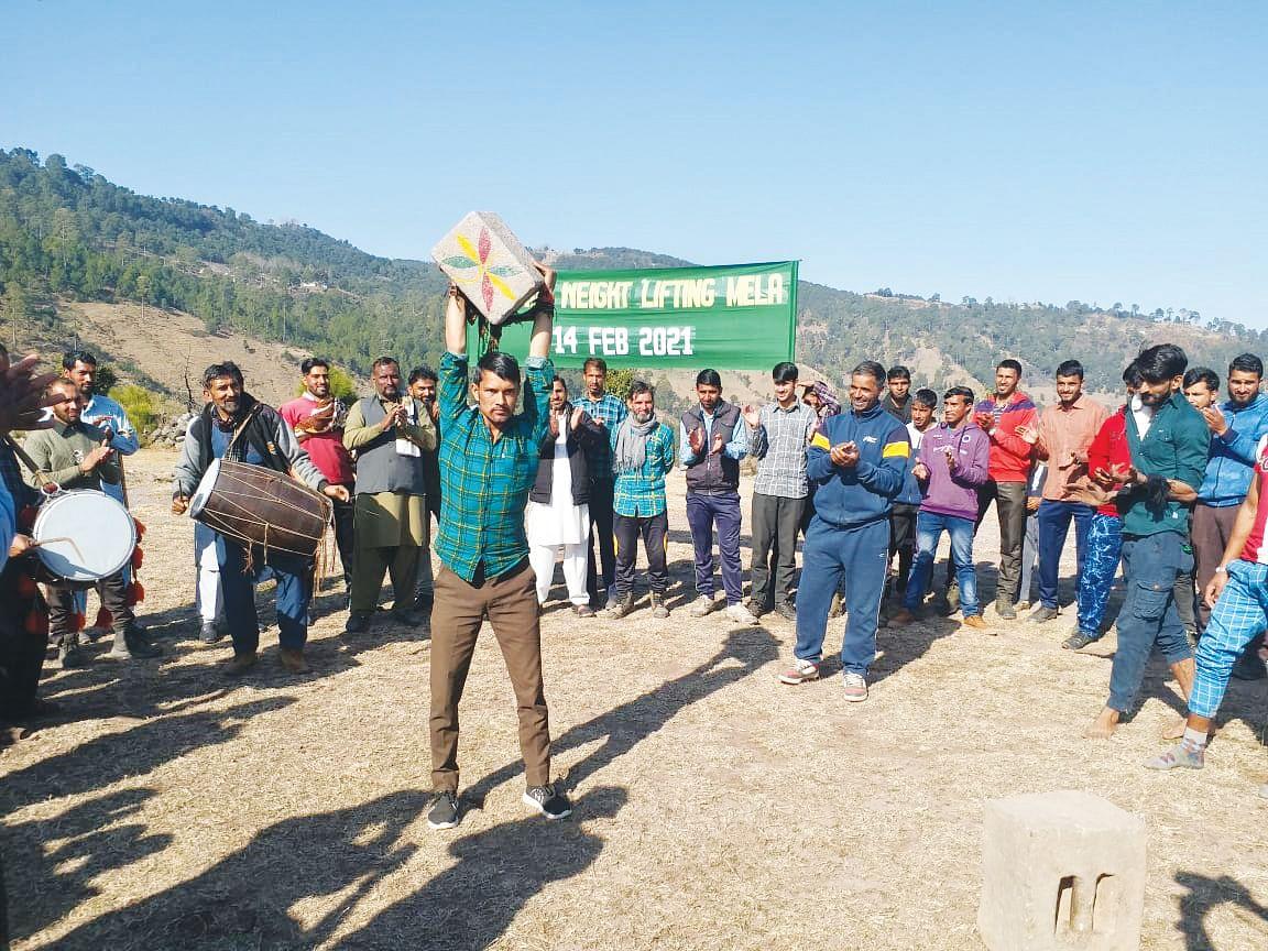 'Bhatta' competition organised in LoC village