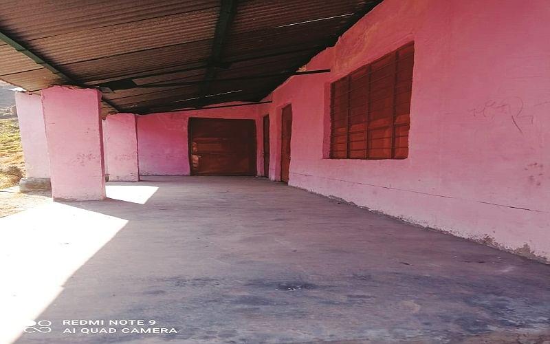 'Lockdown' still not over for Mankote primary school!