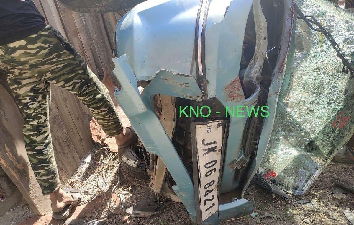 Three of family killed in road accident in J&K's Kishtwar