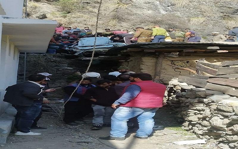 3 of a family killed in Kishtwar road accident