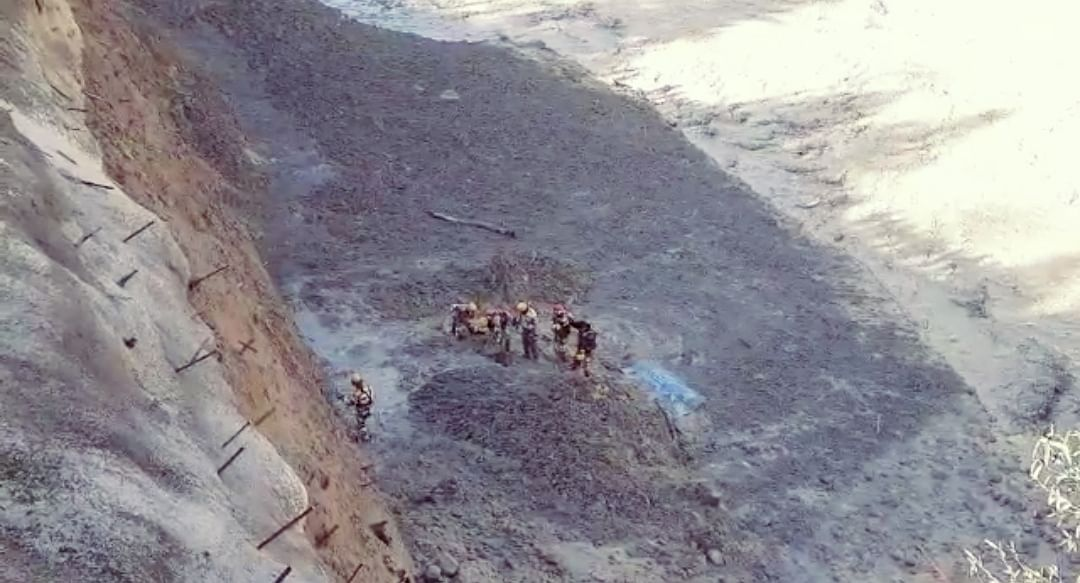150 labourers feared dead or missing in Uttarakhand glacier breach, 3 bodies recovered: ITBP