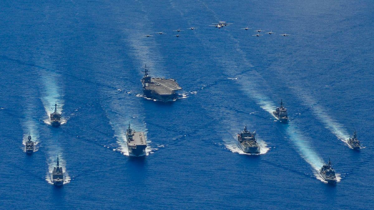 QUAD: Countering China