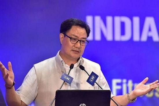 Centre is planning to expand J&K's sports landscape: Rijiju