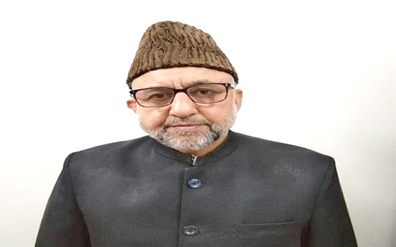 Noted religious scholar Manzoor Kirmani dies in road accident