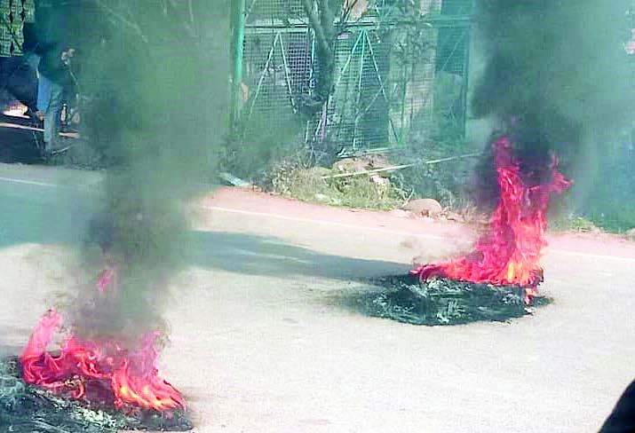 Bovine smuggling: Villagers stage protest, demand arrest of accused