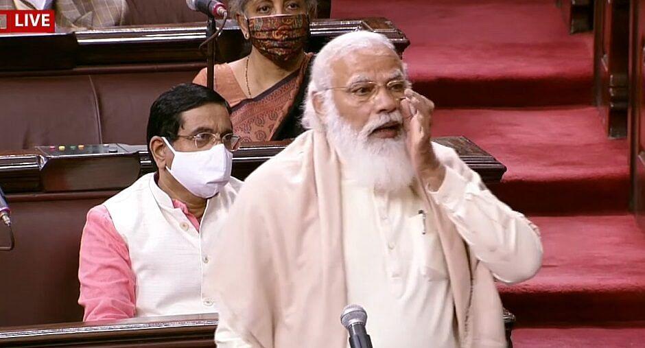 PM invites farmers for talks, says farm laws 'optional'