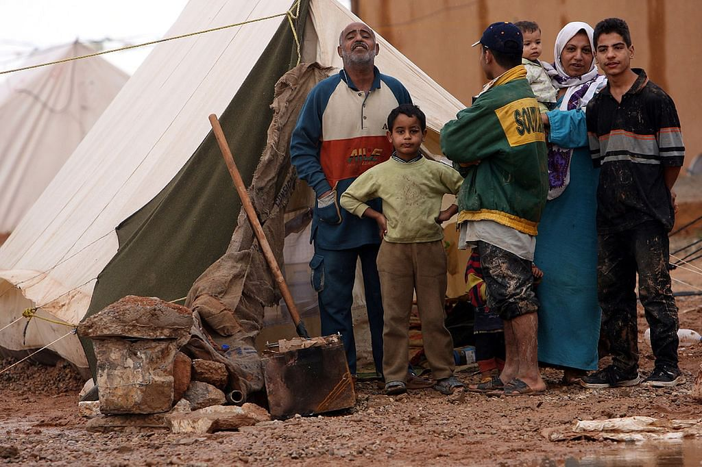UAE drastically cut funding for nearly 6 million Palestinian refugees in 2020