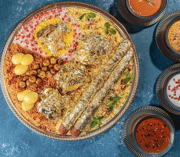 Dubai restaurant serves world's 'most expensive' biryani garnished with 23 carat gold leaves