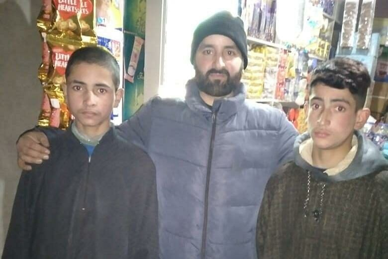 Missing north Kashmir duo recovered from Baramulla shop