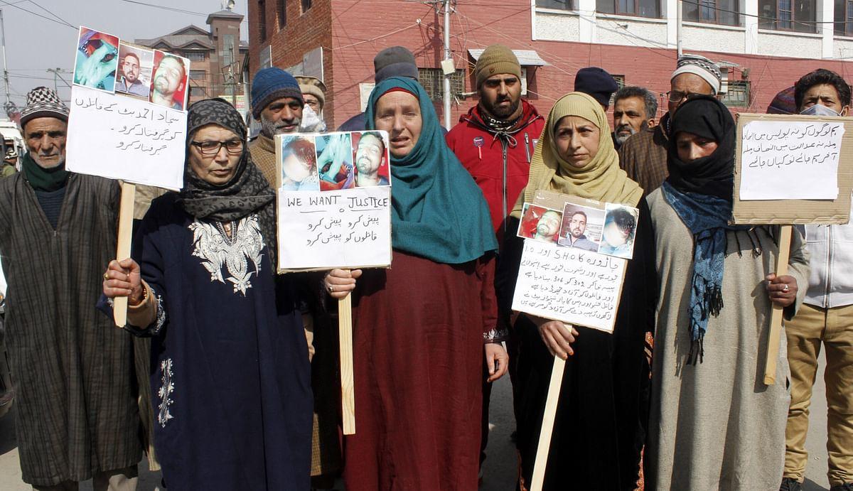 Kralpora family demands probe into kin's death