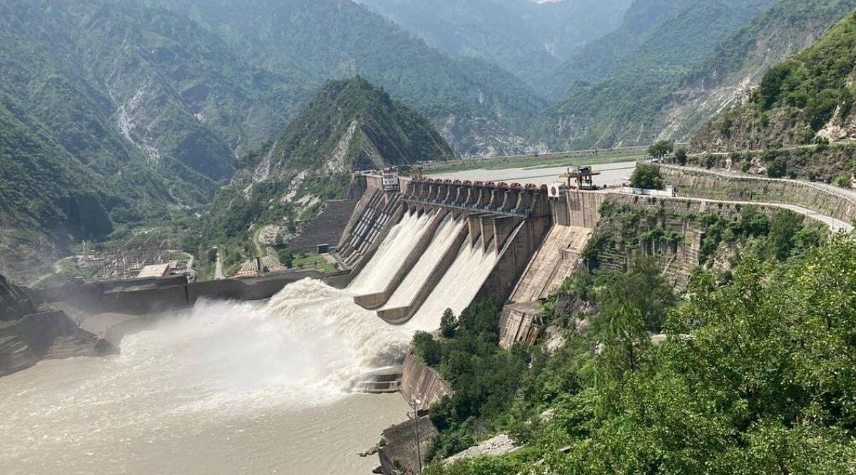 'Earthquakes, cloudbursts can damage Chenab Valley dams'