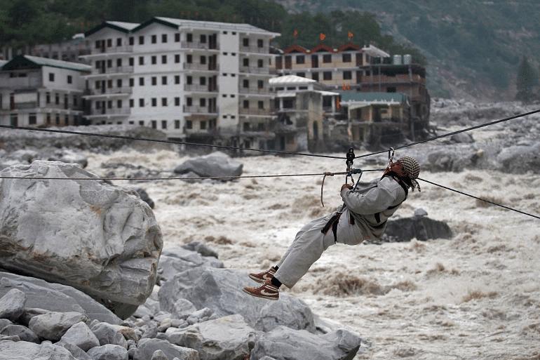 'Last seen on WhatsApp minutes before glacier burst': Kashmiri engineer missing in Uttarakhand