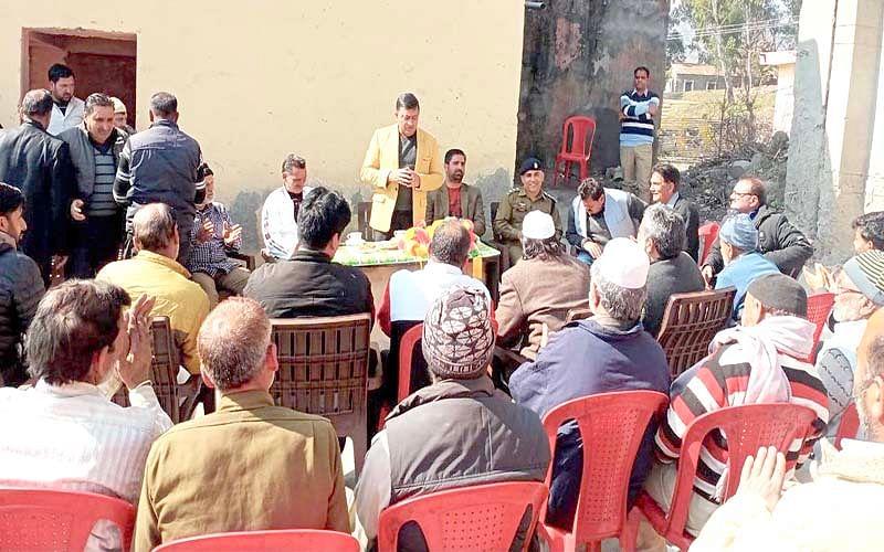 BJP committed to J&K's holistic, inclusive development: Vibodh