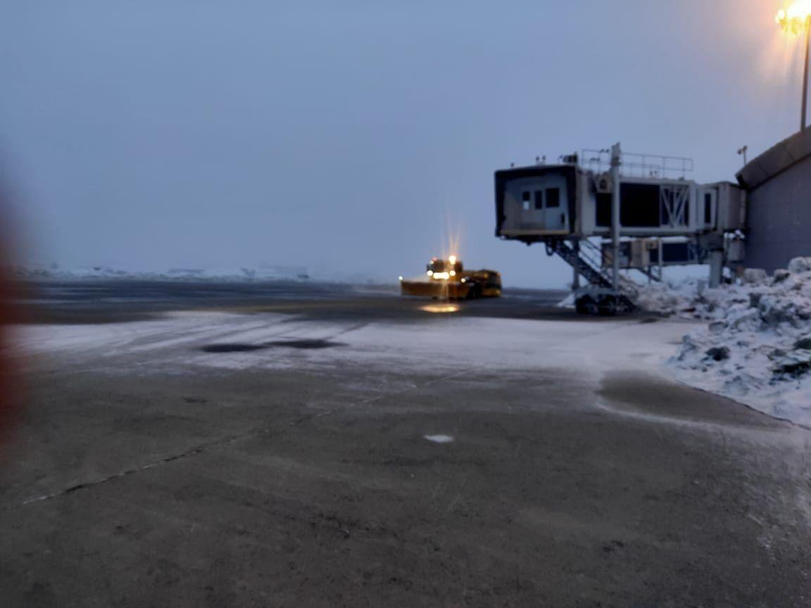 Flight disruptions likely as MeT forecasts heavy rains, snow on Feb 25, 26 in J&K