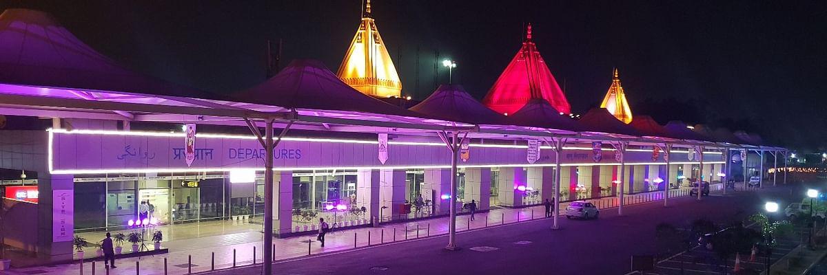 IAF withdraws Jammu airport closure order; restricted flight operations during runway resurfacing work