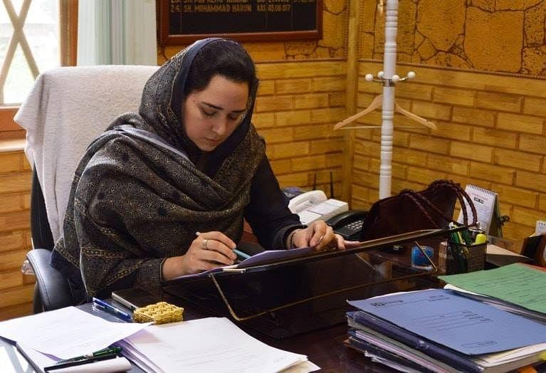 Aim to offer gender based enterprises to women SHGs: Sehrish