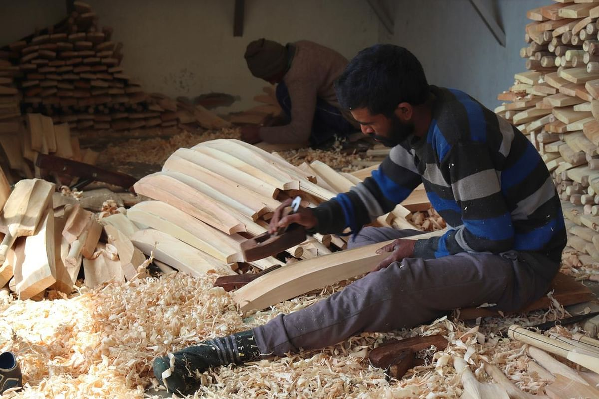 'GI tag for Kashmir willow bat may fetch better prices'