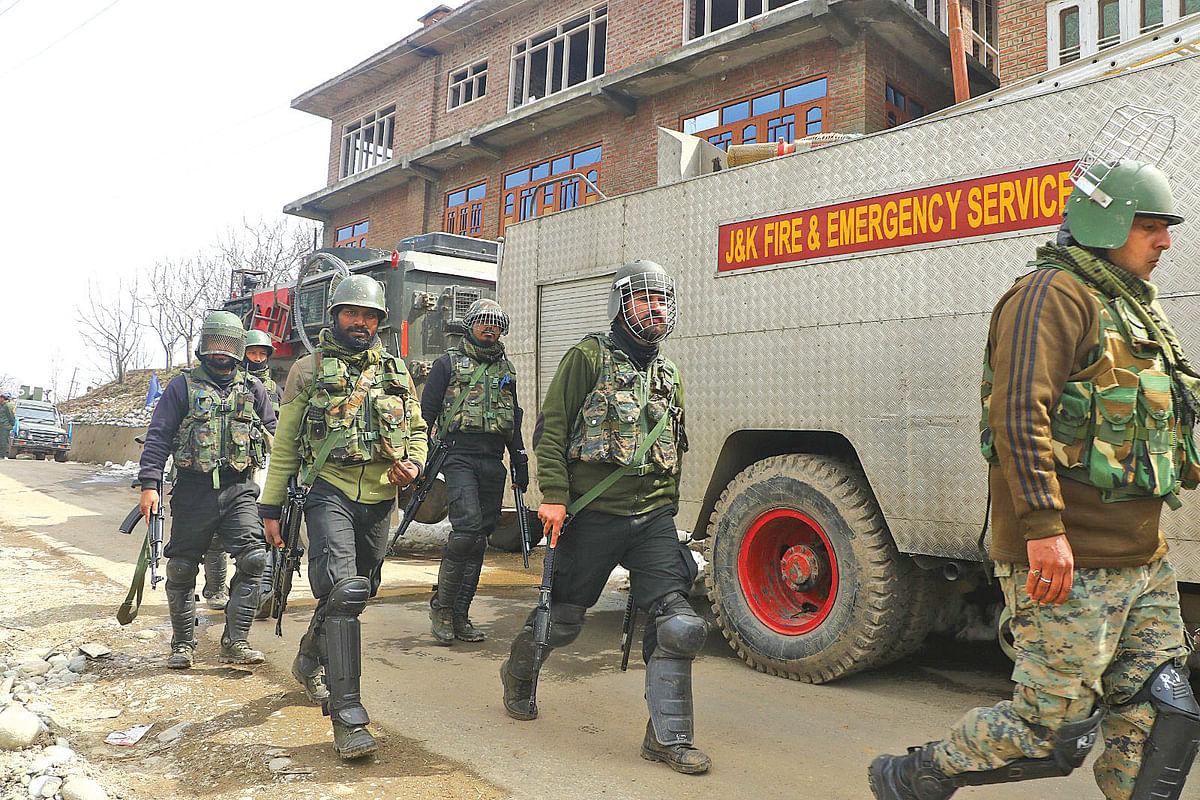 2 militants killed in Shopian encounter