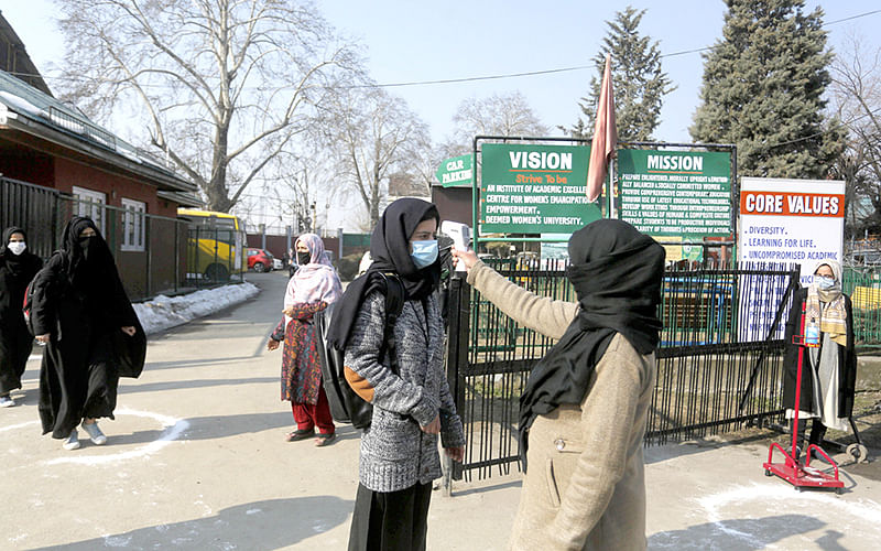 No mass testing in school where teacher tested positive for coronavirus