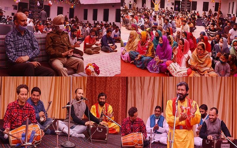DIPR organizes cultural programme