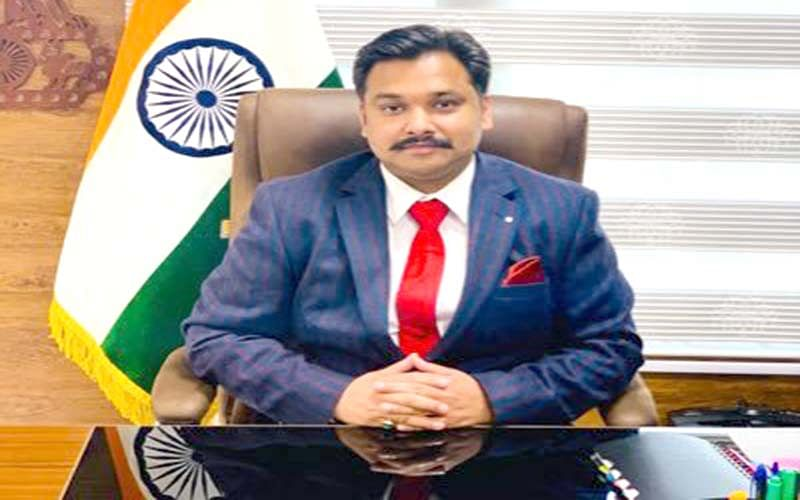 Chrungoo takes up matter with DGP   DC Anantnag takes cognizance of reports of desecration of temple