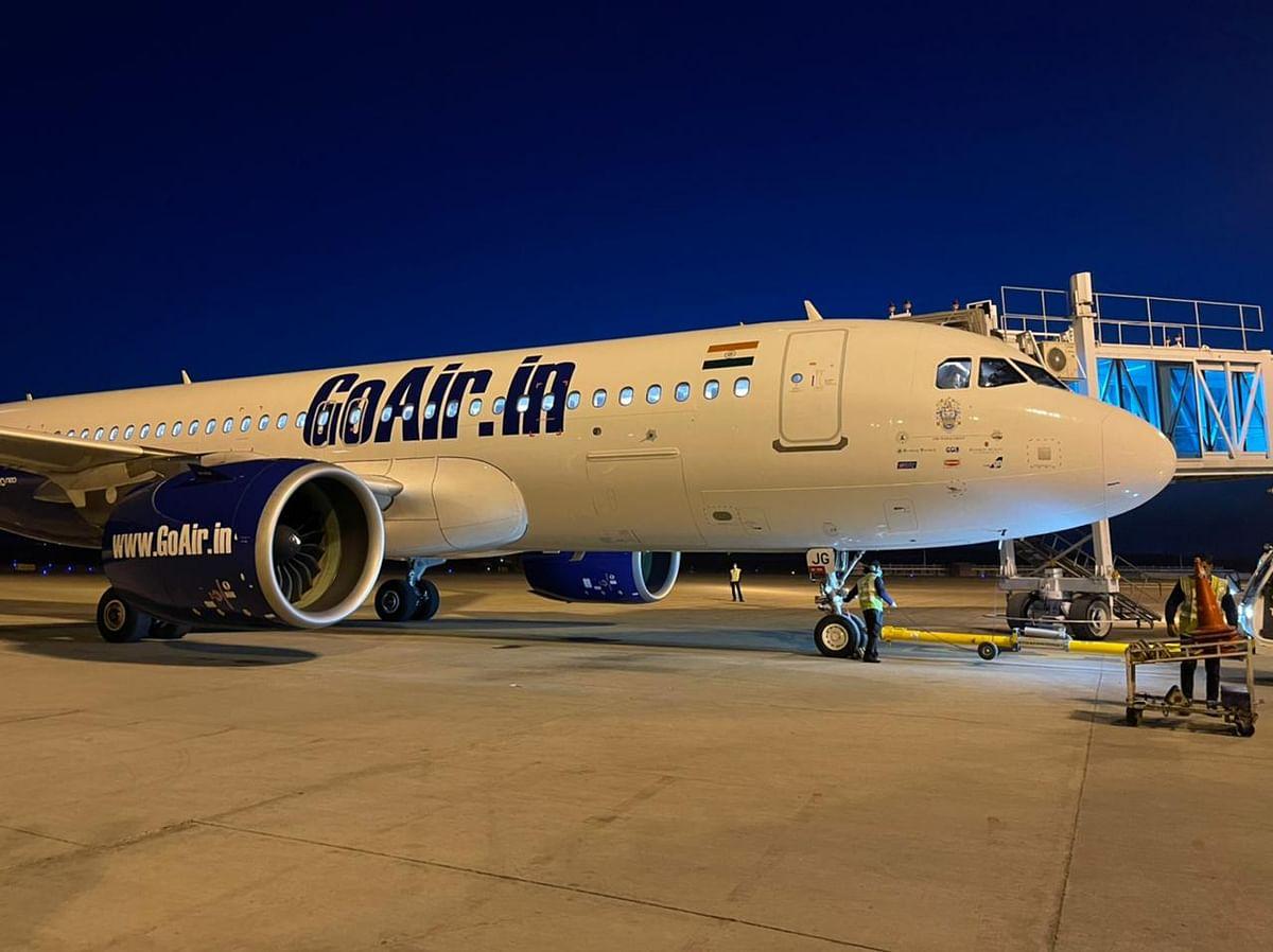 GoAir launches night flight services from Srinagar to Delhi