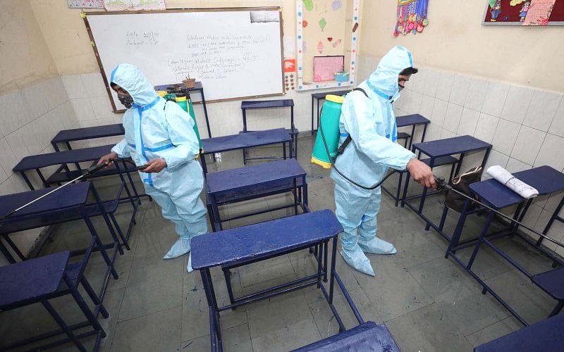 Sopore school closed after 3 teachers test positive