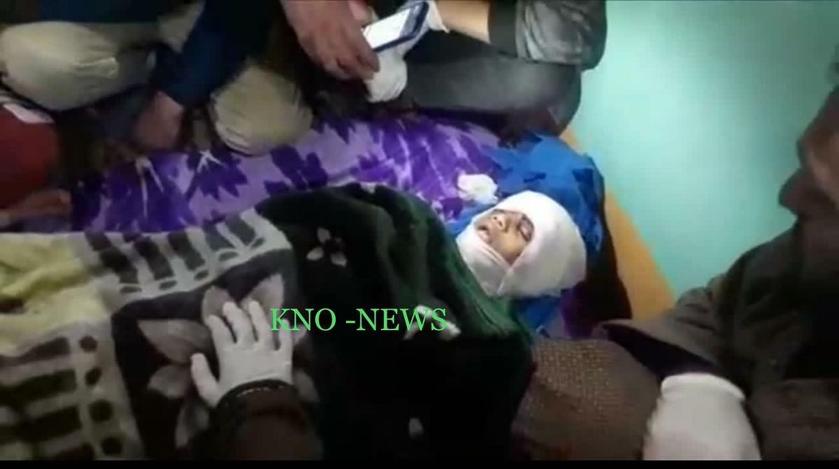 8-yr-old mauled to death by dogs in Pulwama