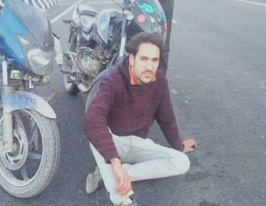 Young motorcyclist killed after hit by truck in J&K's Banihal