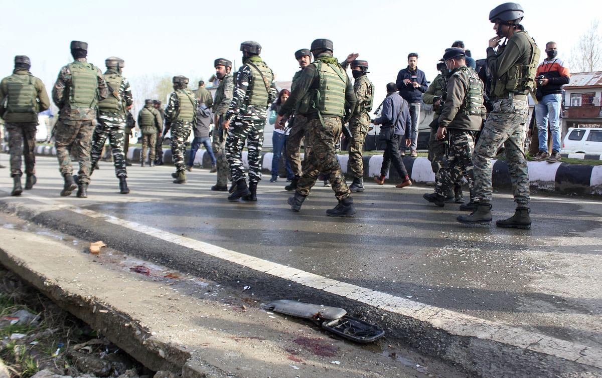 2 CRPF personnel killed in ambush