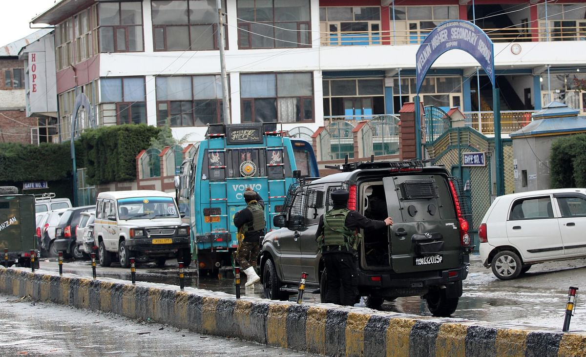 Councilor, SPO killed in militant attack in north Kashmir's Sopore
