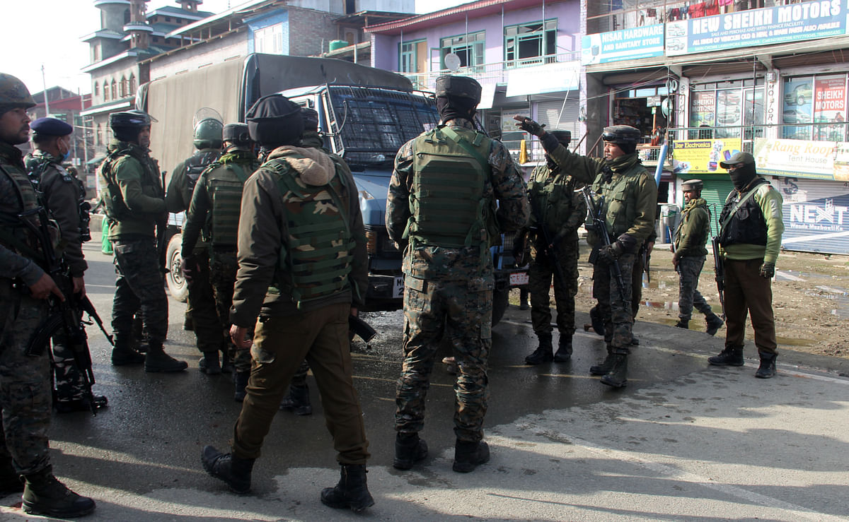 CRPF officer among two killed, as many injured in militant attack on Srinagar outskirts