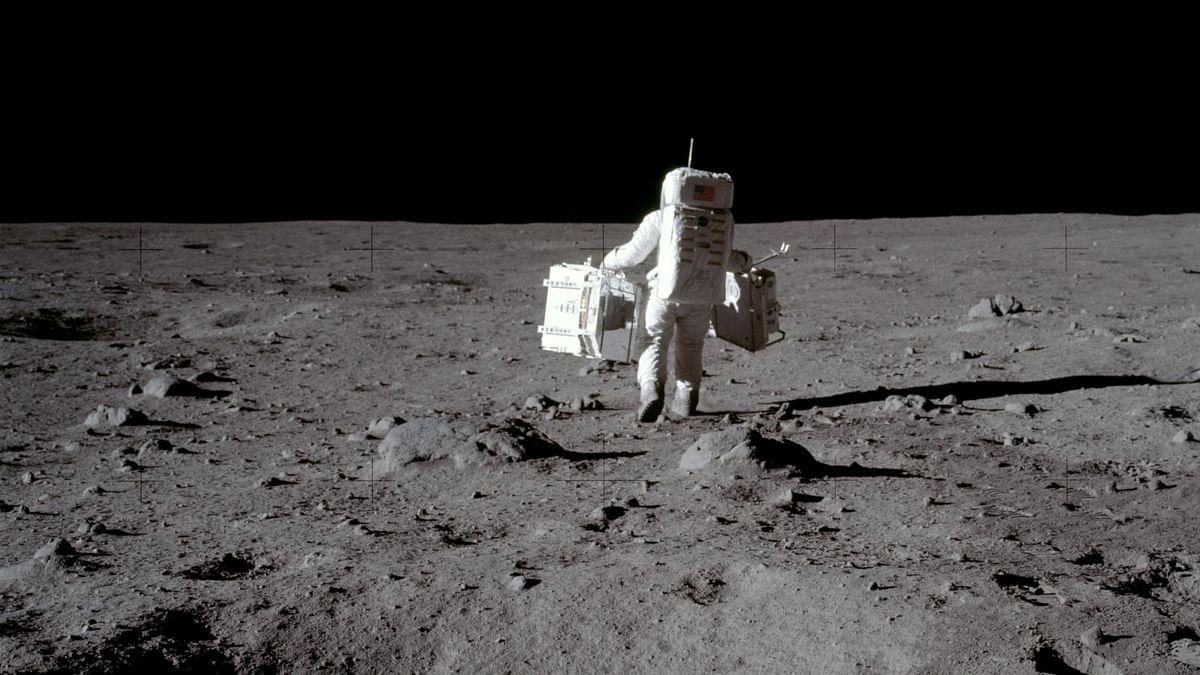 Revisiting Moon landing